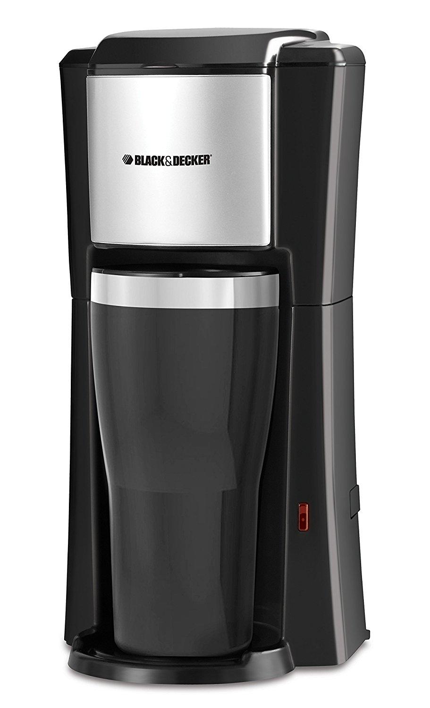BLACK+DECKER CM618C Single Serve Coffee Maker
