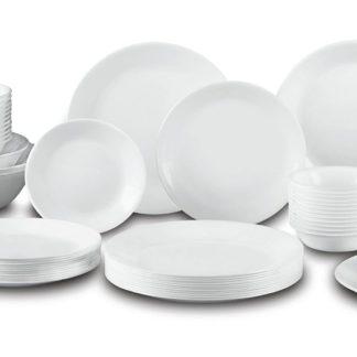 74 Piece Dinnerware Set