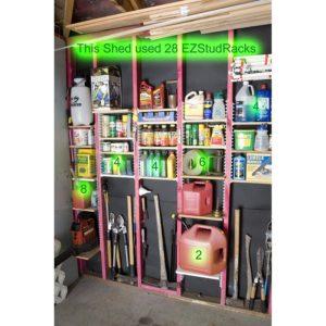 Shelving System for Garages