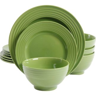 Round Dinnerware Set