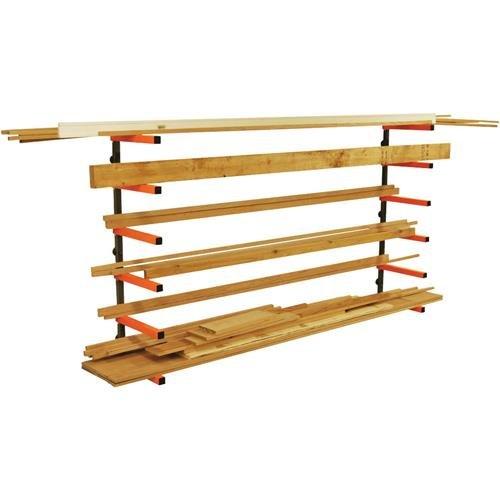 Lumber Organizer Rack