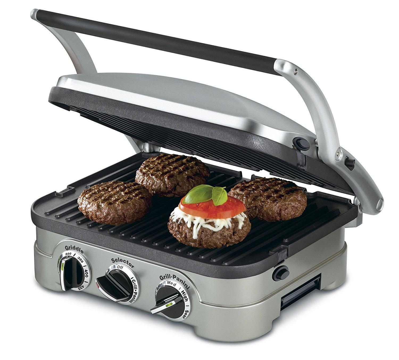 Cuisinart CGR-4NC 5-in-1 Griddler