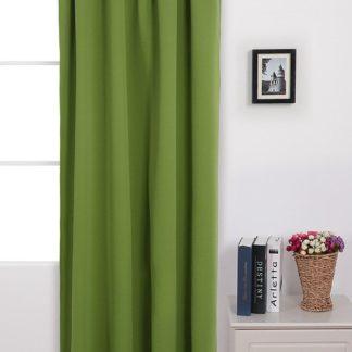 Deconovo Solid Blackout Curtain Panels