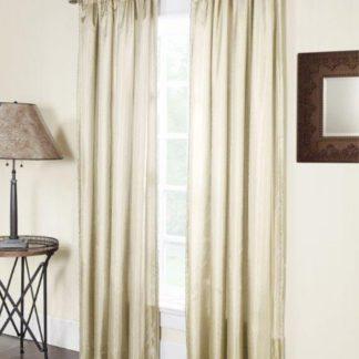 Easy Care Fabrics Interlined Taffeta Window Covering