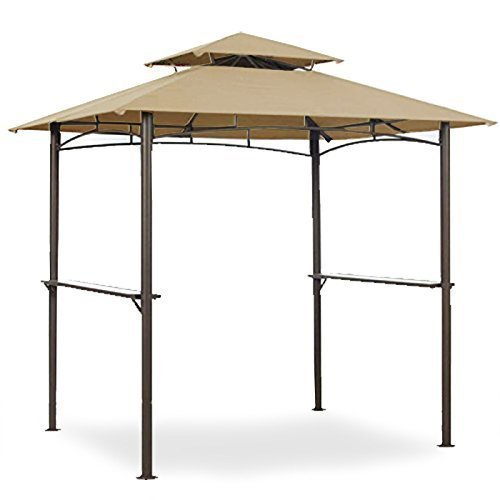 Garden Winds Grill Shelter
