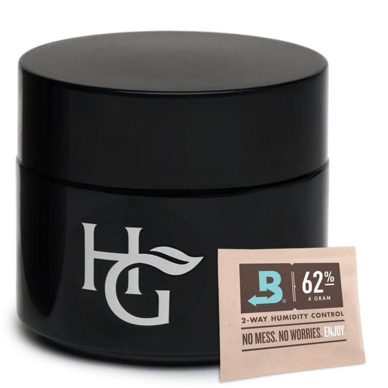 Herb Guard - Quarter Oz Airtight Container