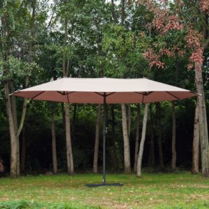 Twin Patio Umbrella