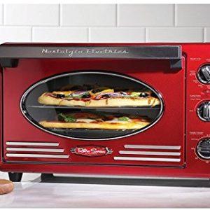 12 Slice Retro Toaster Oven