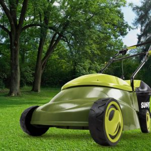 14 Inch Electric Lawn Mower