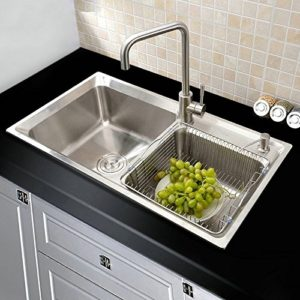 Double Bowl Kitchen Sink