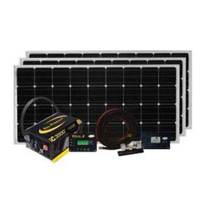 480 Watt Solar Panel